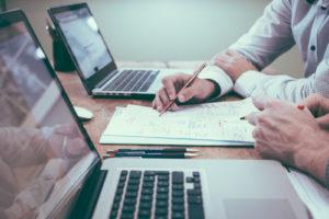 Unternehmensplanung - Detailarbeit mit Köpfchen